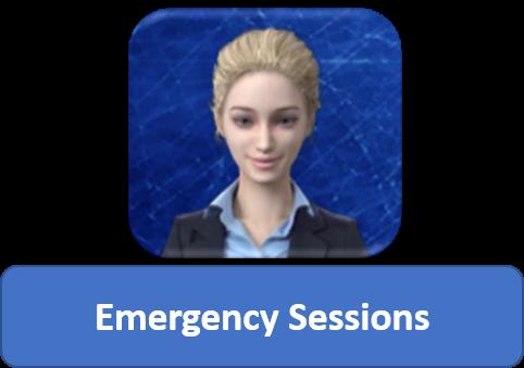Anna explains about Emergency Sessions - Tom Heintz cecp cbcp