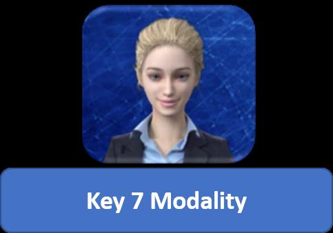 Anna explains about Key 7 modality developed by Tom Heintz cecp cbcp