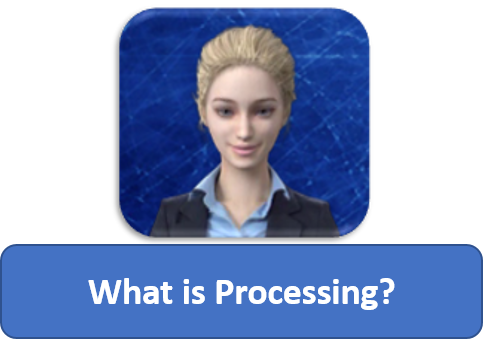 Anna explains what Processing means - Tom Heintz cecp cbcp