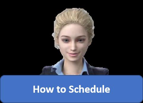 Anna explains how to schedule a Session - Tom Heintz cecp cbcp